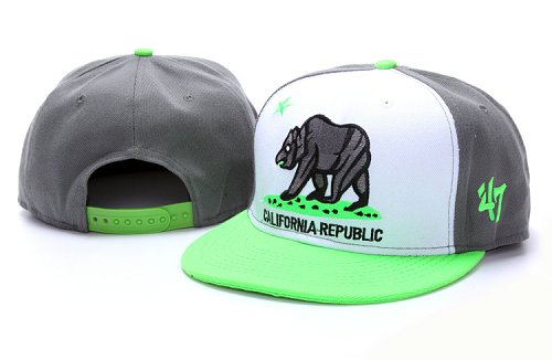 Califomia Republic Collection Hat YS3