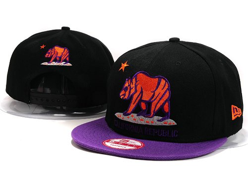 Califomia Republic Collection Hat YS5