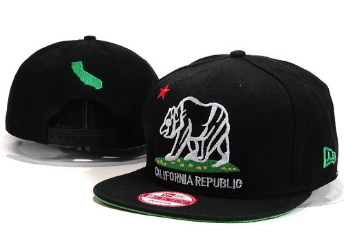 Califomia Republic Collection Hat YS7