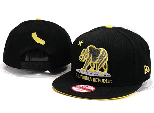 Califomia Republic Collection Hat YS8