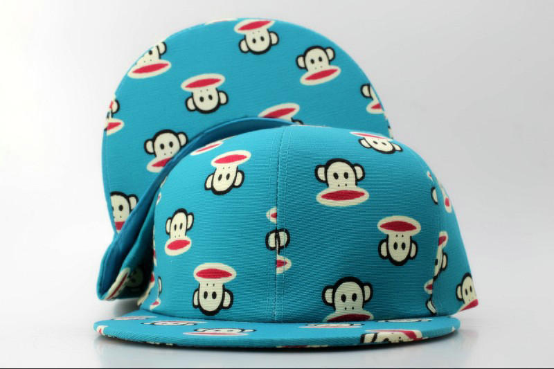 Cartoon Paul Homme Snapback Hat QH 3 0721
