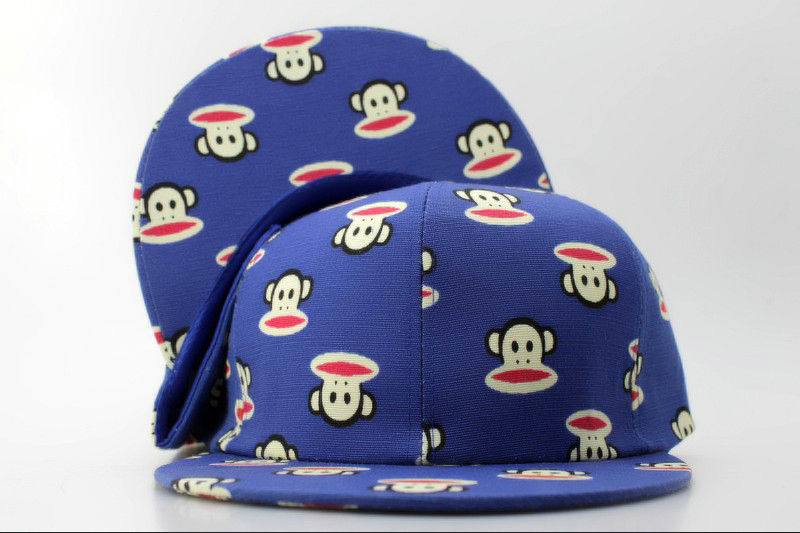 Cartoon Paul Homme Snapback Hat QH 0721