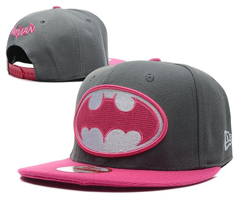 Batman snapback hat SD1
