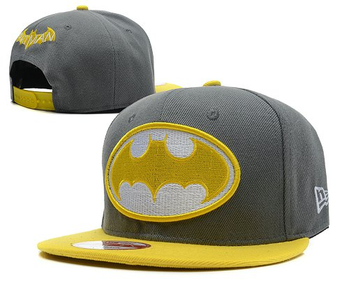 Batman snapback hat SD3