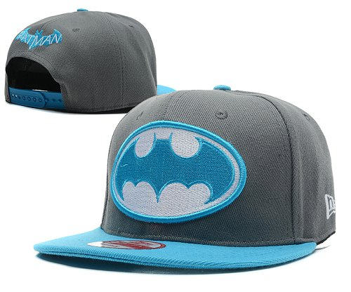 Batman snapback hat SD4