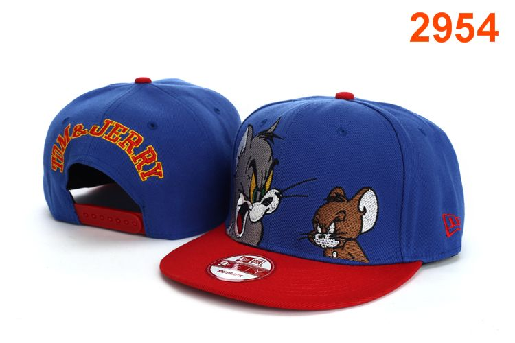 Cartoon Snapback Hat PT 7
