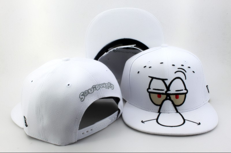Cartoon Snapback Hat QH 01