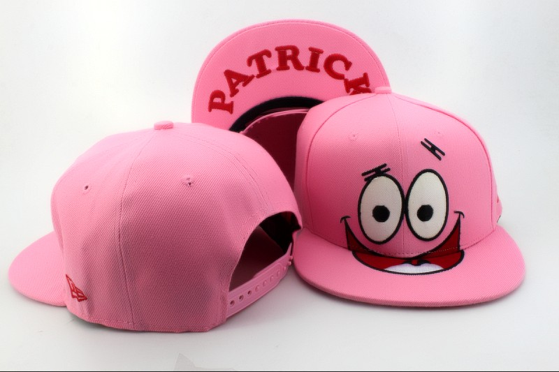Cartoon Snapback Hat QH 02