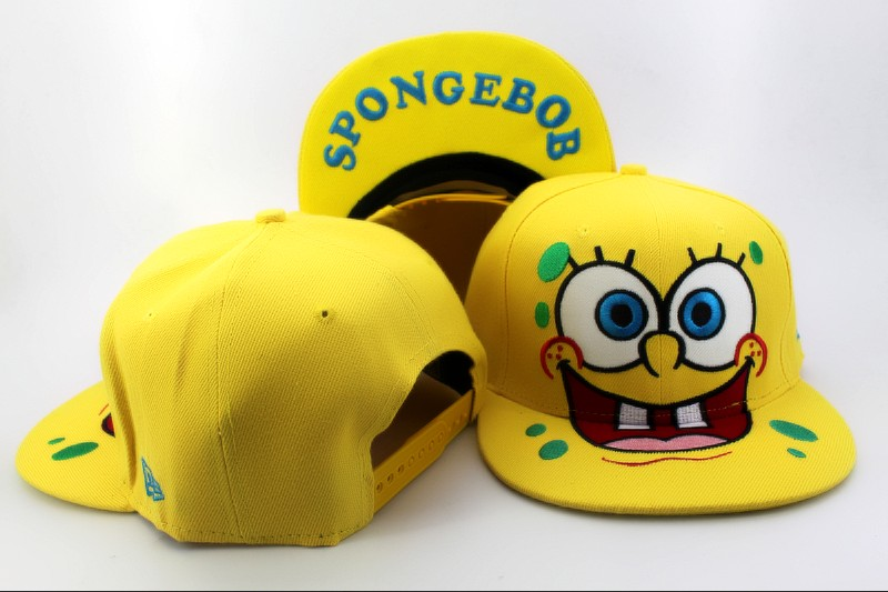 Cartoon Snapback Hat QH 03