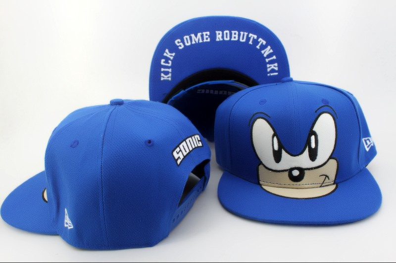 Cartoon Snapback Hat QH 04