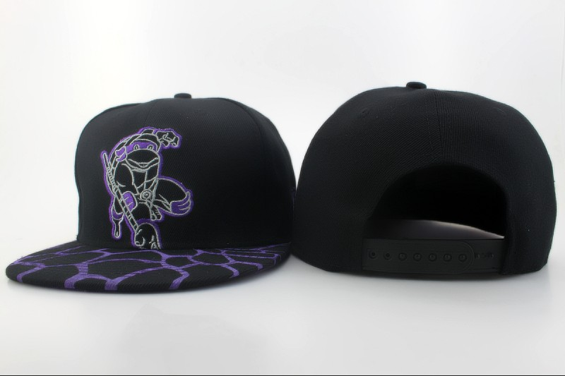 Cartoon Snapback Hat QH 10