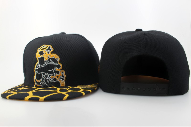 Cartoon Snapback Hat QH 12