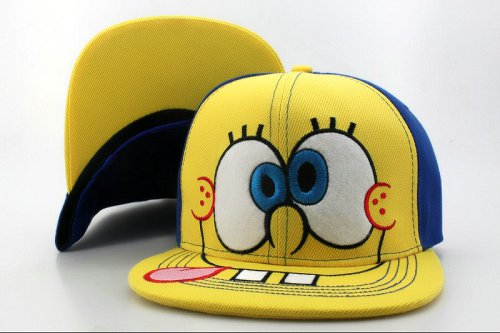 Cartoon Snapback Hat QH 13