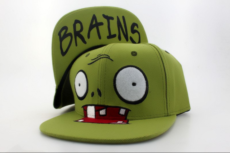 Cartoon Snapback Hat QH 15