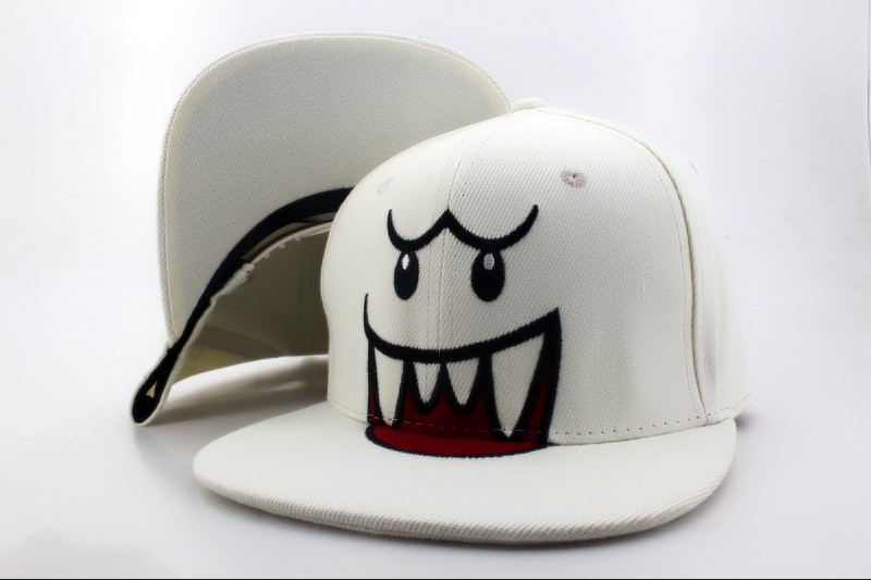 Cartoon Snapback Hat QH 16