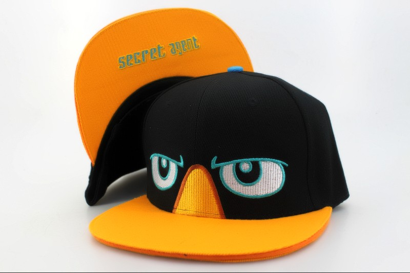Cartoon Snapback Hat QH 18