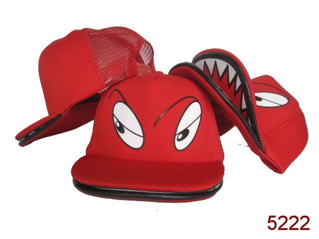 Cartoon Snapback Hat SG06