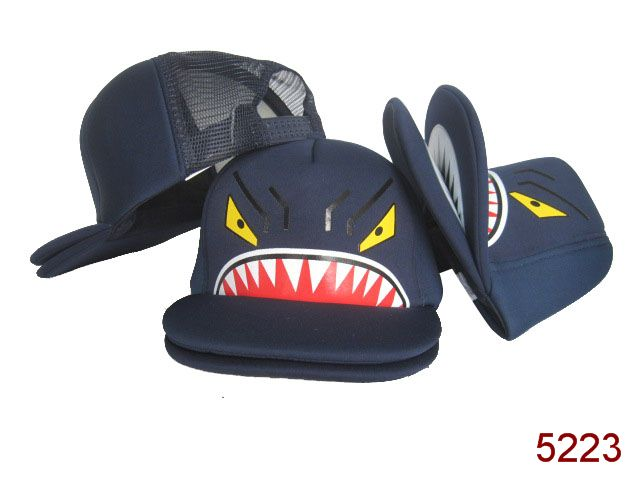Cartoon Snapback Hat SG07