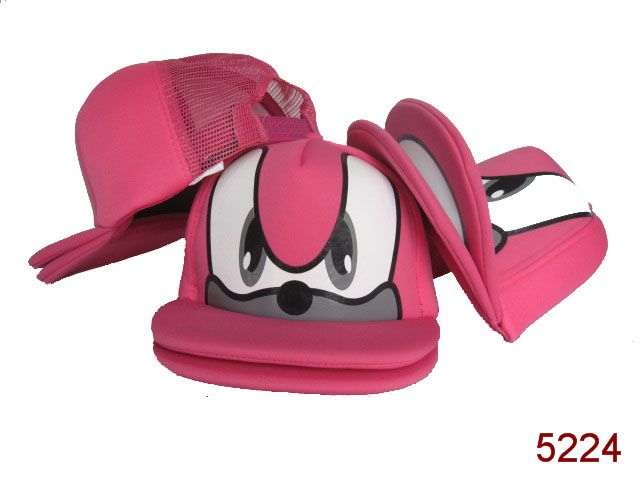 Cartoon Snapback Hat SG08