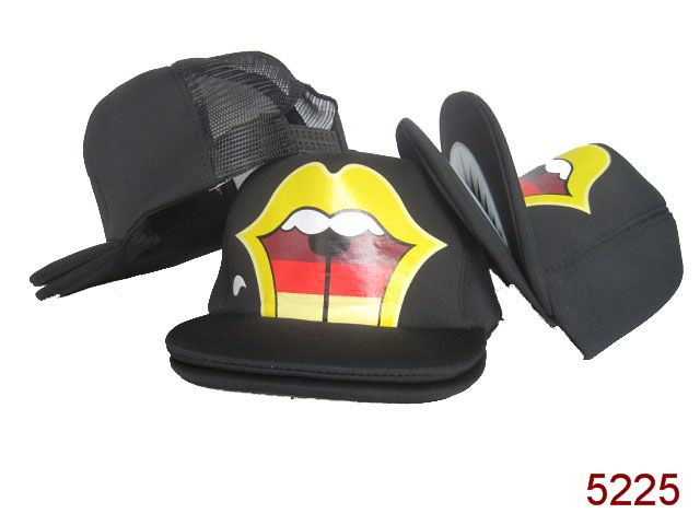 Cartoon Snapback Hat SG09