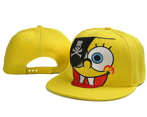 Cartoon Snapback Hat TY07