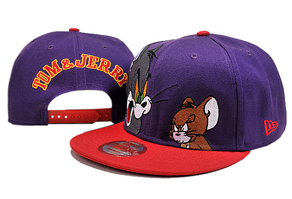 Cartoon Snapback Hat TY09
