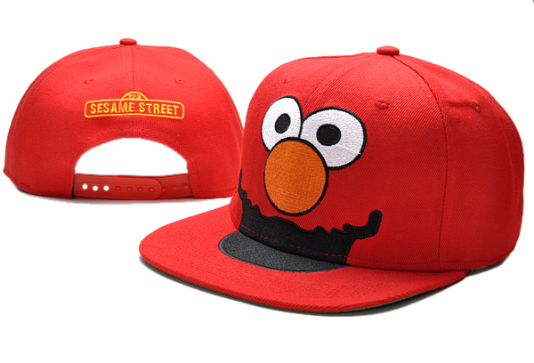 Cartoon Snapback Hat TY14