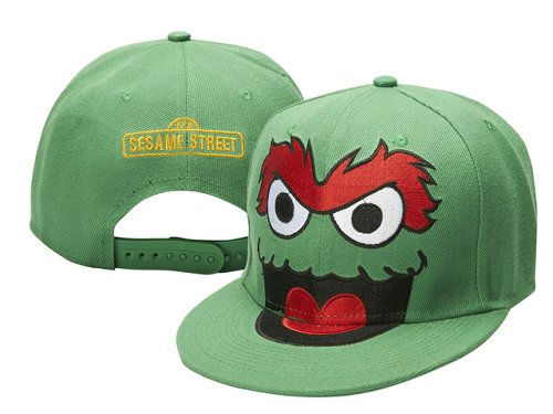 Cartoon Snapback Hat TY15