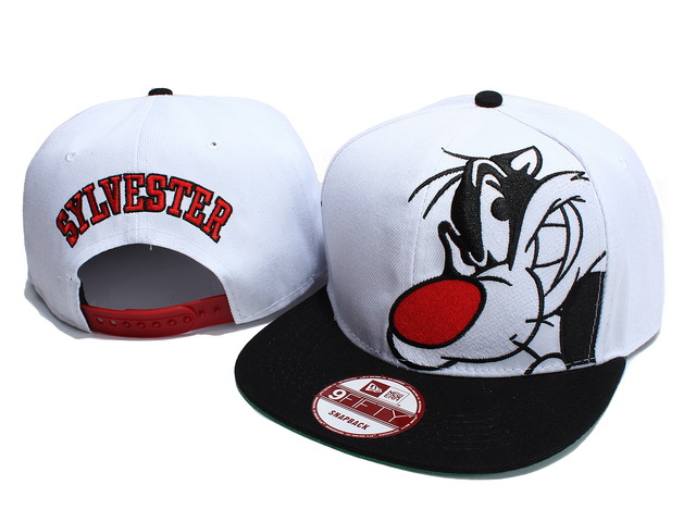 Cartoon Snapback Hat YS01