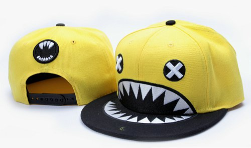 Cartoon Snapback Hat ys1