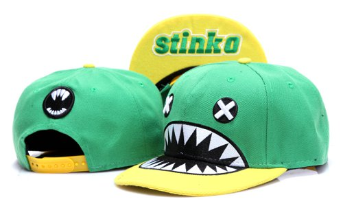 Cartoon Snapback Hat ys3