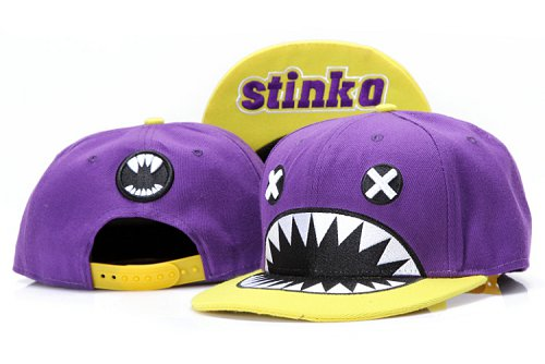 Cartoon Snapback Hat ys4