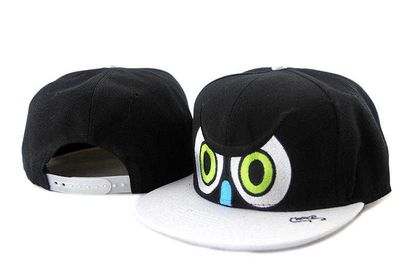 Cartoon Snapback Hat ys7