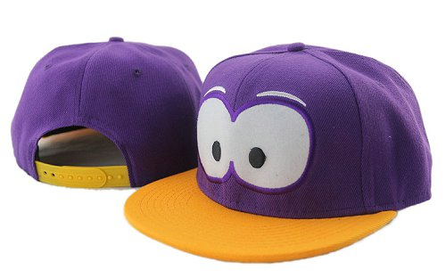 Cartoon Snapback Hat ys8