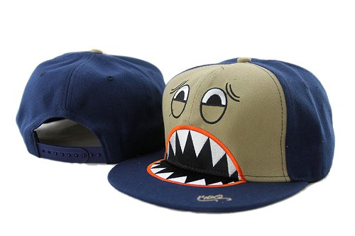 Cartoon Snapback Hat ys9