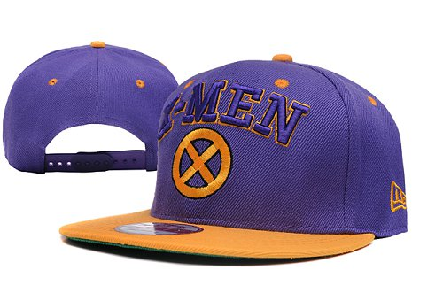 DC Comics Snapbacks Hat XDF 07
