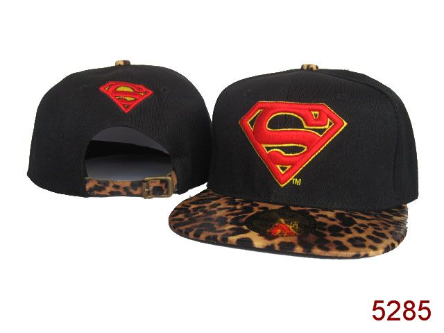 Super Man Snapback Hat SG13