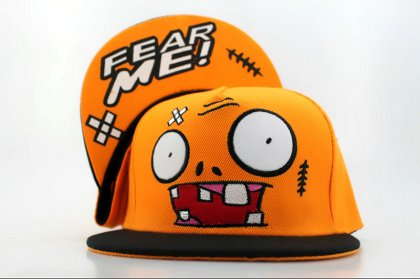 Plants vs Zombies Zombie Big Face Hat QH a2