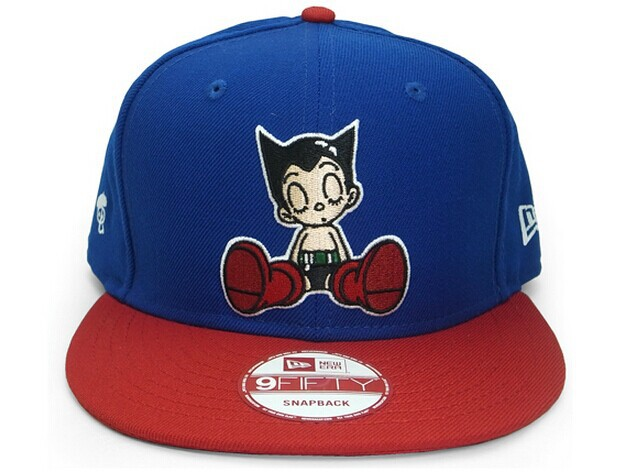 Cartoon Snapback Hat GF 0802 1