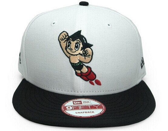 Cartoon Snapback Hat GF 0802 2