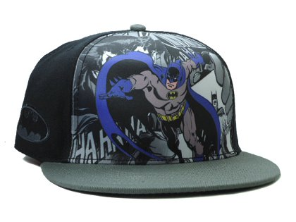 Cartoon Snapback Hat SF-H (1)