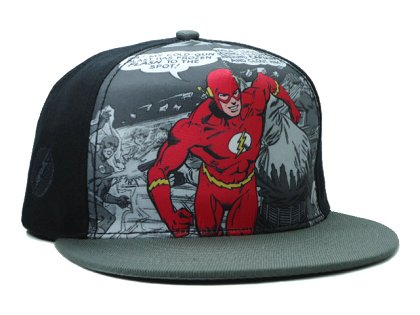 Cartoon Snapback Hat SF-H (3)