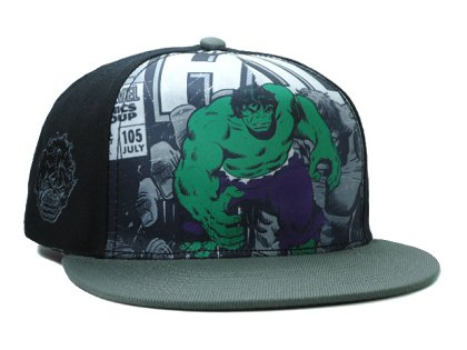 Cartoon Snapback Hat SF-H (4)