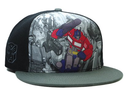 Cartoon Snapback Hat SF-H (8)