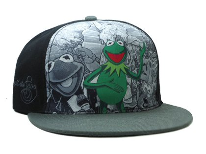 Cartoon Snapback Hat SF-H (13)