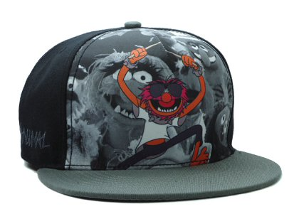Cartoon Snapback Hat SF-H (14)