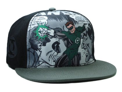 Cartoon Snapback Hat SF-H (21)