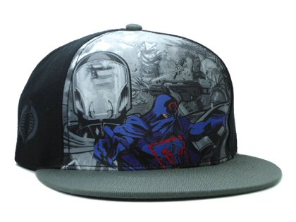 Cartoon Snapback Hat SF-H (23)