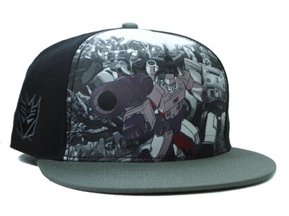 Cartoon Snapback Hat SF-H (24)
