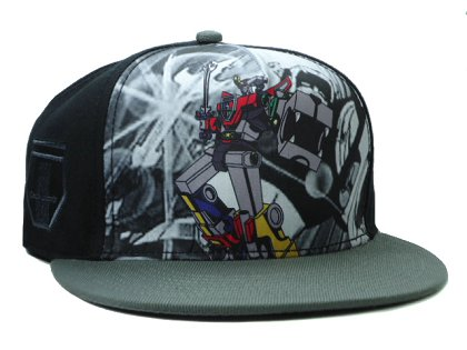Cartoon Snapback Hat SF-H (25)